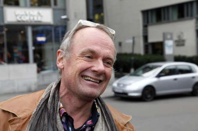 Skuespiller Per Christian Ellingsen kommer til Storfjord. Foto: Scanpix.
