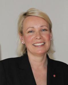 Ordfører i Gratangen, Eva Helene Ottesen. Foto: Privat.